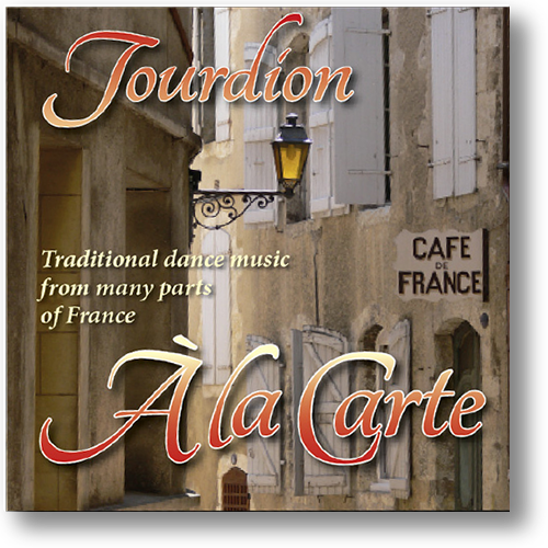 A la Carte CD cover