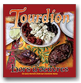 "cover of Tourdion CD ""Hors d'oeuvres"""